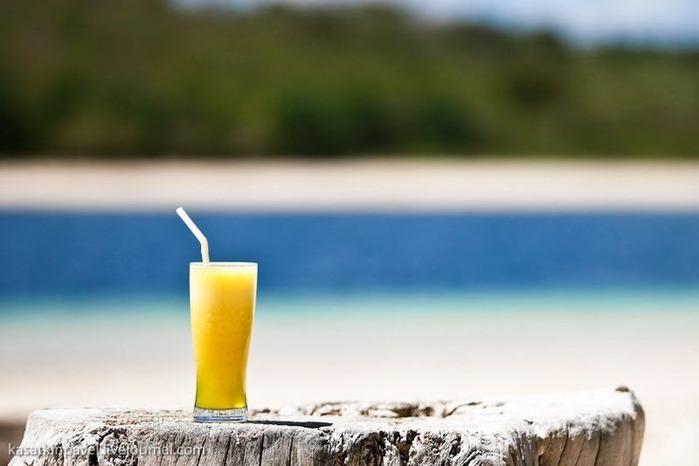 Райский остров Gili Nanggu 1