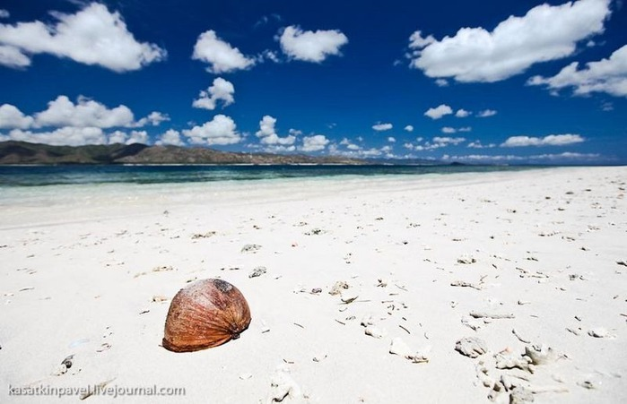 Райский остров Gili Nanggu 8