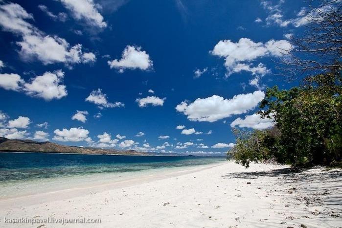 Райский остров Gili Nanggu 9