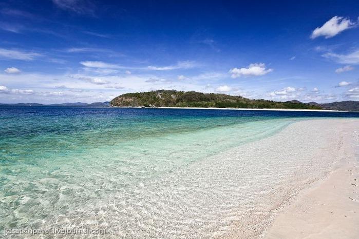 Райский остров Gili Nanggu 20