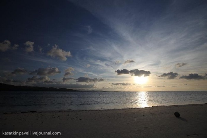 Райский остров Gili Nanggu 31