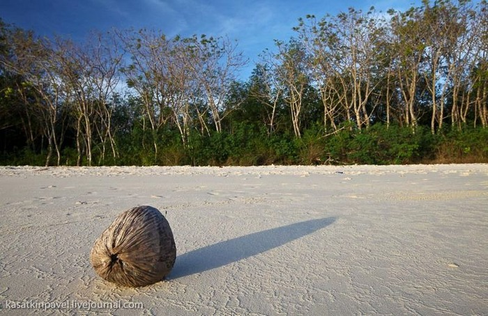 Райский остров Gili Nanggu 33