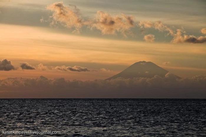 Райский остров Gili Nanggu 35