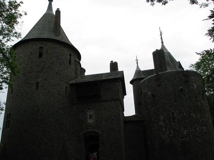 "CASTELL COCH -""Красный замок"". 28881"