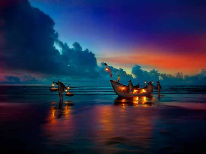 Китайские пейзажи