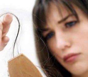Как бороться с выпадением волос.