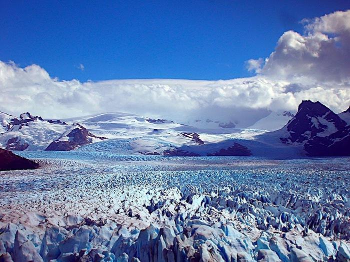 Ледник Перито-Морено (Perito Moreno Glacier) Патагония, Аргентина 53895