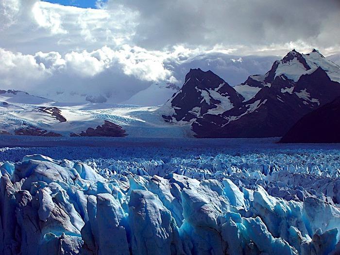 Ледник Перито-Морено (Perito Moreno Glacier) Патагония, Аргентина 10663