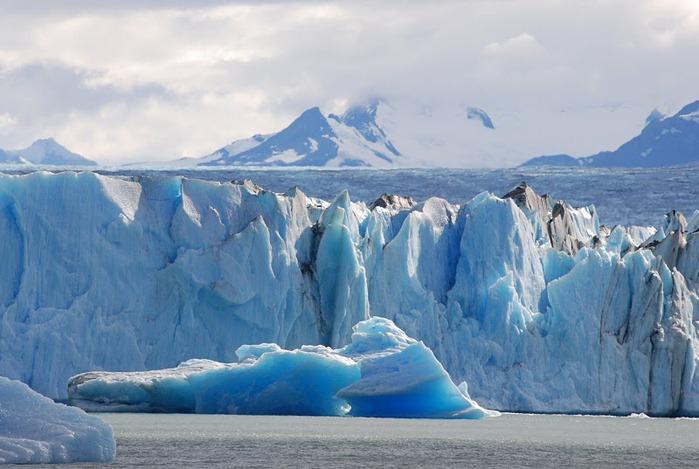 Ледник Перито-Морено (Perito Moreno Glacier) Патагония, Аргентина 14190