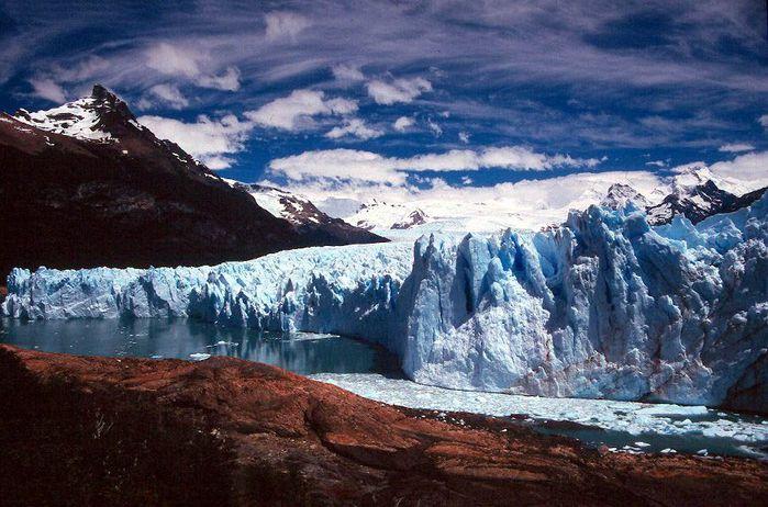 Ледник Перито-Морено (Perito Moreno Glacier) Патагония, Аргентина 69556