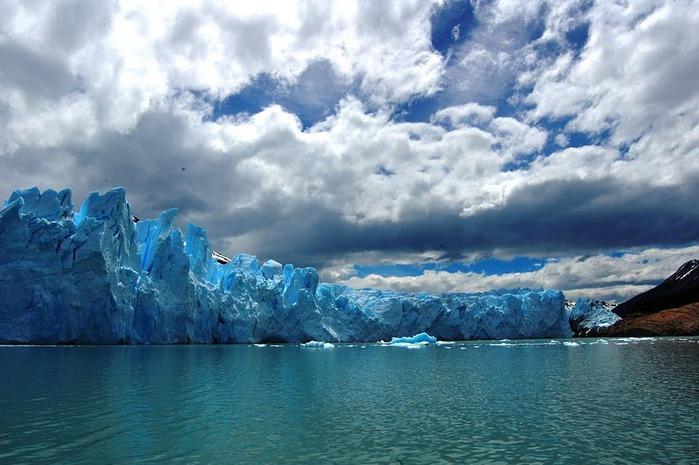 Ледник Перито-Морено (Perito Moreno Glacier) Патагония, Аргентина 15345