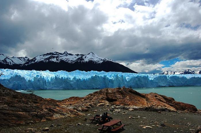 Ледник Перито-Морено (Perito Moreno Glacier) Патагония, Аргентина 24785