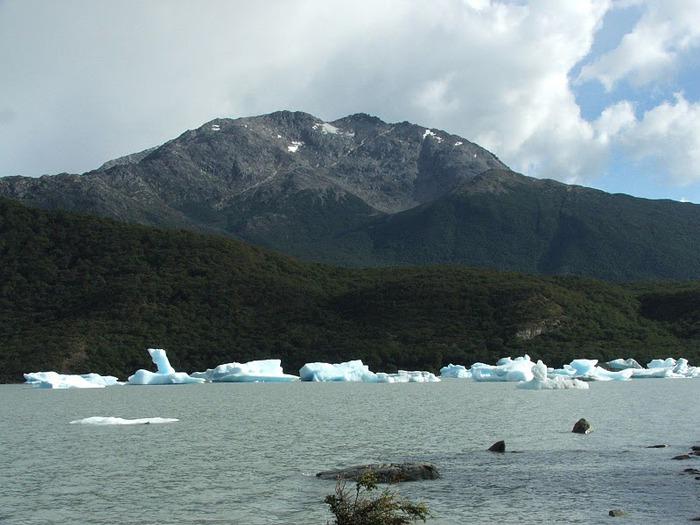 Ледник Перито-Морено (Perito Moreno Glacier) Патагония, Аргентина 74719