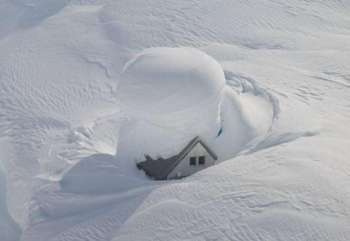 Вот и наступила зима 33