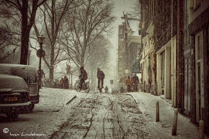 Вот и наступила зима 62