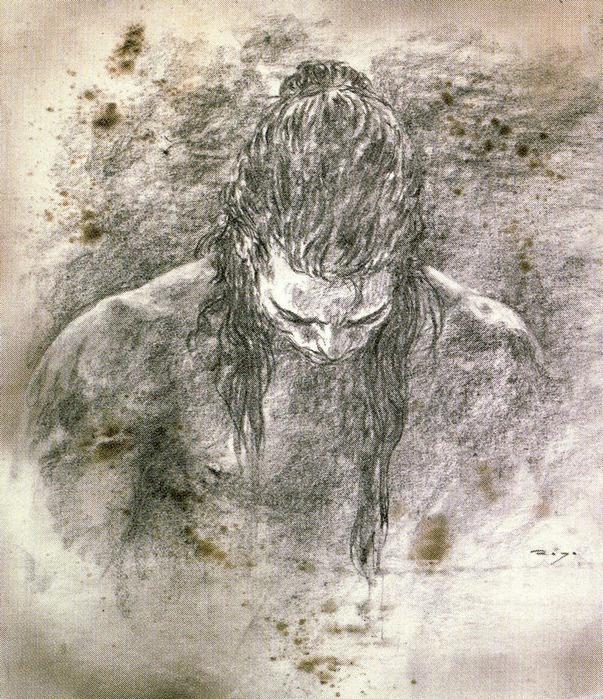 Новый альбом Dead moon от Luis Royo 12