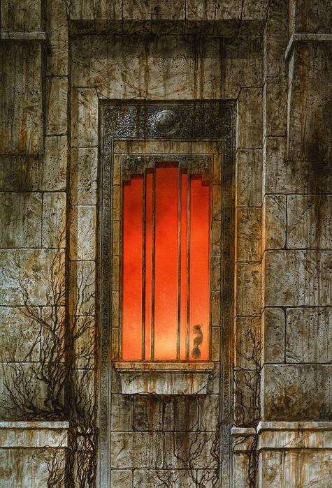 Новый альбом Dead moon от Luis Royo 15