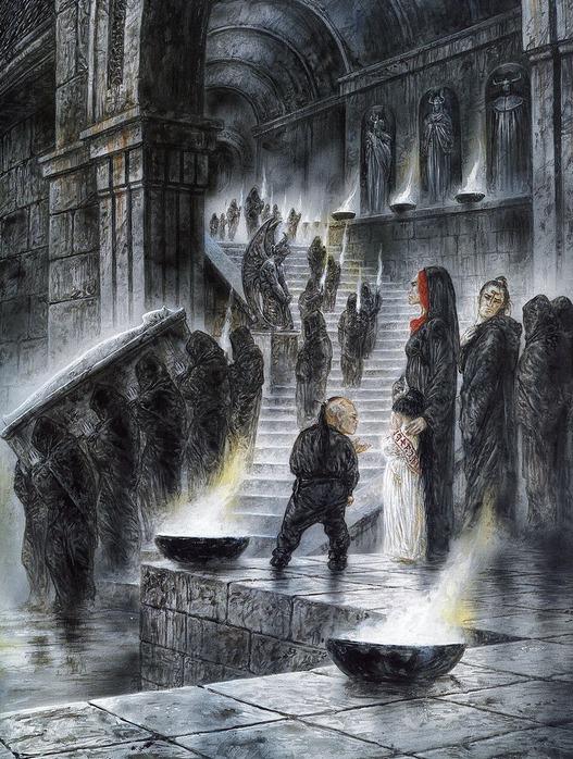Новый альбом Dead moon от Luis Royo 23
