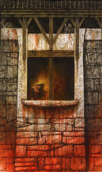 Новый альбом Dead moon от Luis Royo 43