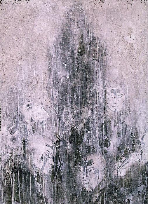 Новый альбом Dead moon от Luis Royo 57