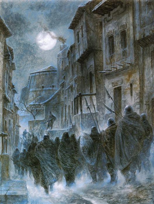 Новый альбом Dead moon от Luis Royo 59