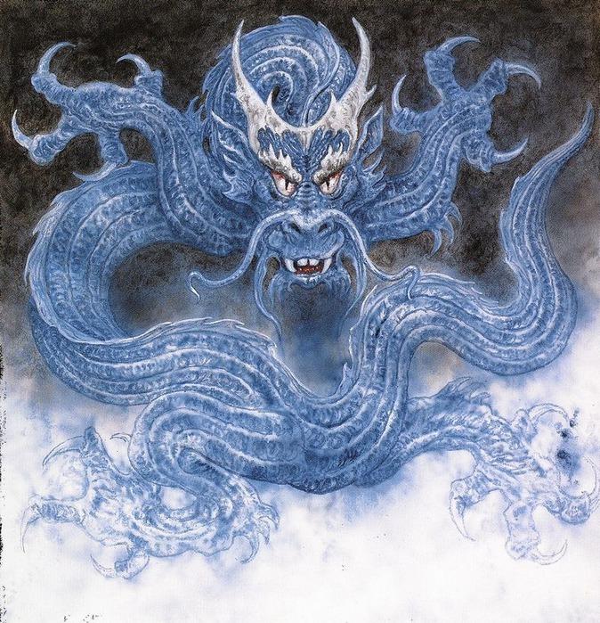 Новый альбом Dead moon от Luis Royo 67