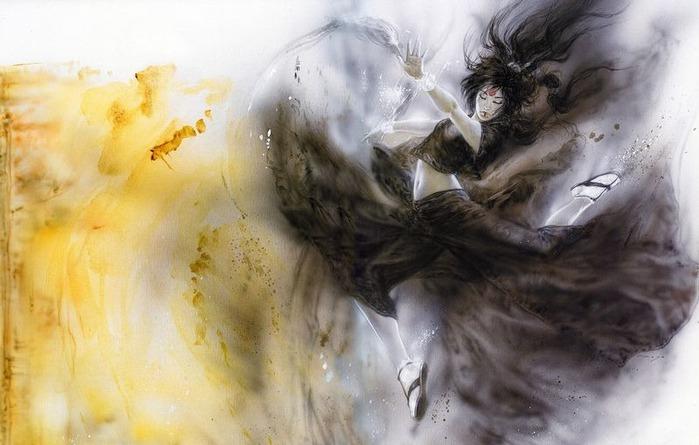 Новый альбом Dead moon от Luis Royo 77