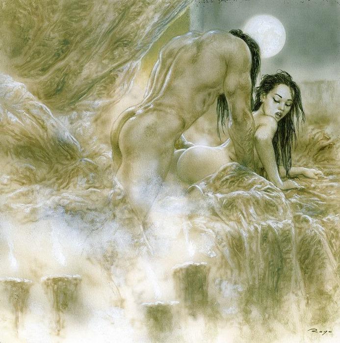 Новый альбом Dead moon от Luis Royo 116