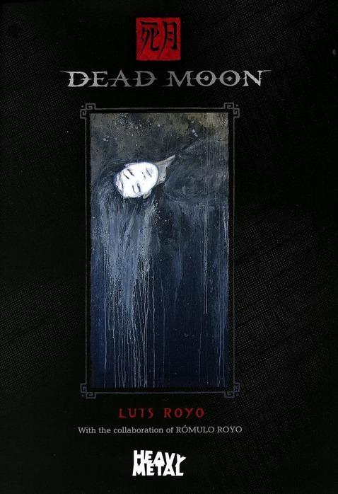 Новый альбом Dead moon от Luis Royo 120