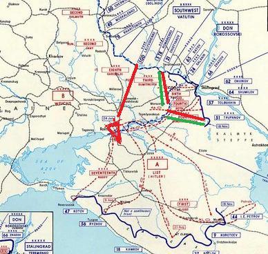 в Сталинградской битве
