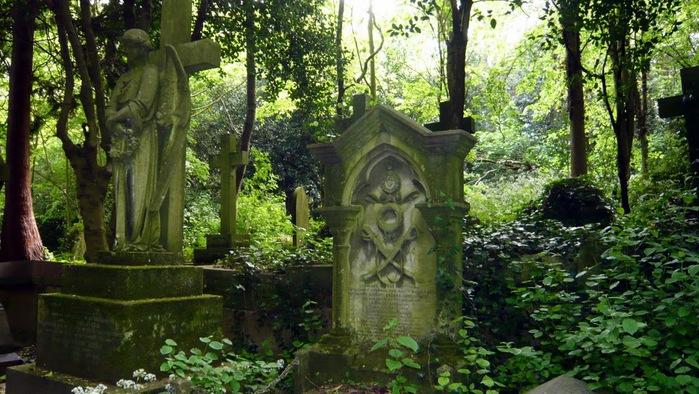 Замурованные вампиры Хайгейта 70698