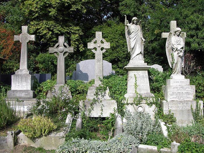 Замурованные вампиры Хайгейта 14573