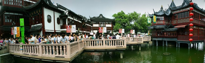 «Сад Радости Yuyuan. Юй Юань» (Yuyuan Shangchang) 27777