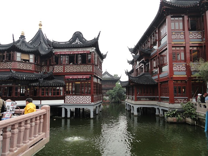 «Сад Радости Yuyuan. Юй Юань» (Yuyuan Shangchang) 66029