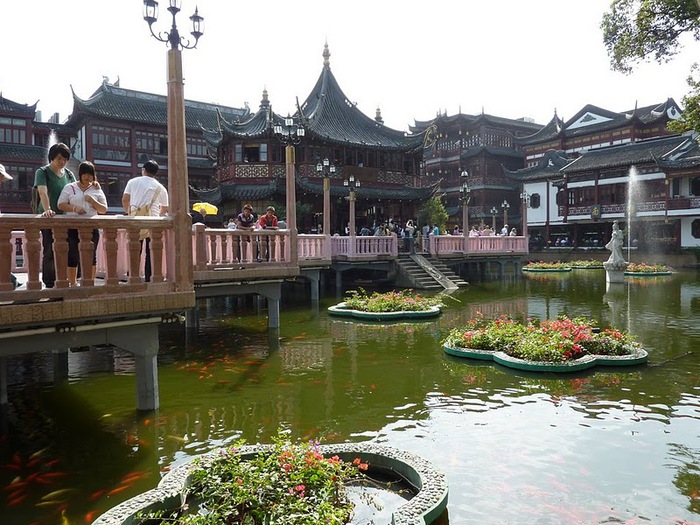 «Сад Радости Yuyuan. Юй Юань» (Yuyuan Shangchang) 37296