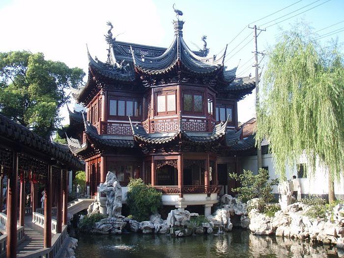 «Сад Радости Yuyuan. Юй Юань» (Yuyuan Shangchang) 74454