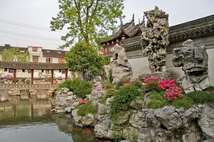 «Сад Радости Yuyuan. Юй Юань» (Yuyuan Shangchang) 40612