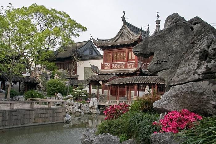 «Сад Радости Yuyuan. Юй Юань» (Yuyuan Shangchang) 16804