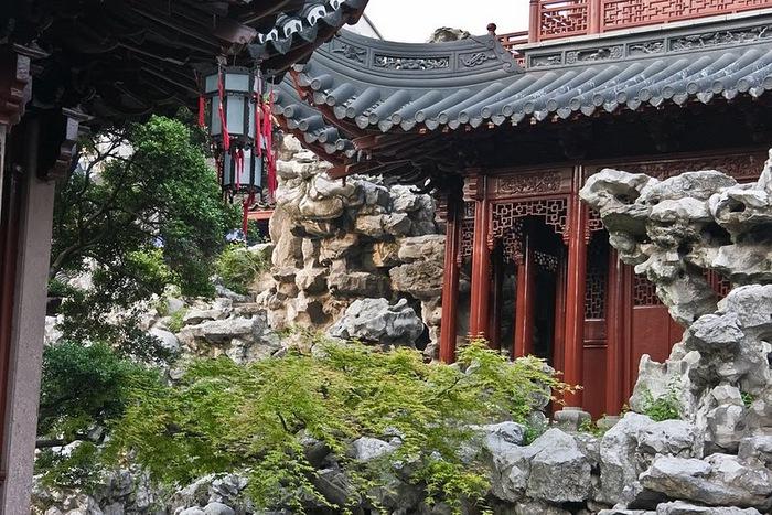 «Сад Радости Yuyuan. Юй Юань» (Yuyuan Shangchang) 43551