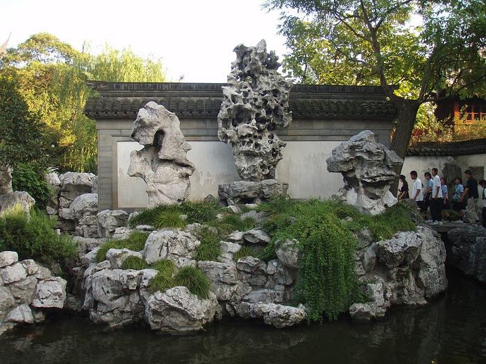«Сад Радости Yuyuan. Юй Юань» (Yuyuan Shangchang) 38899