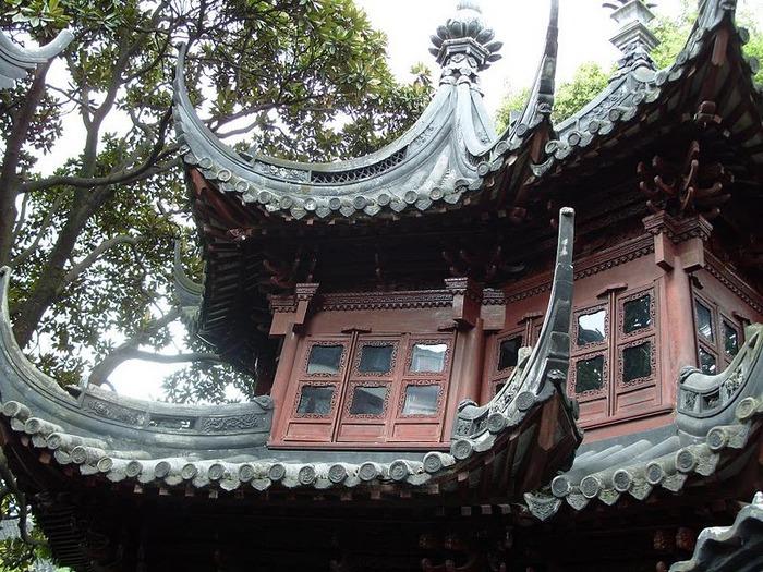 «Сад Радости Yuyuan. Юй Юань» (Yuyuan Shangchang) 12409