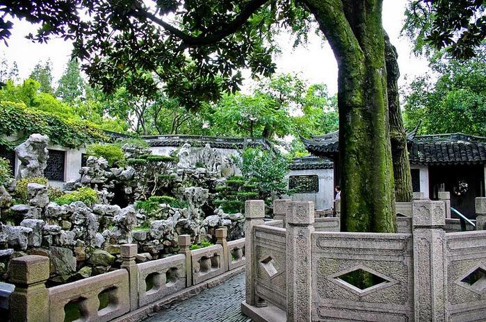 «Сад Радости Yuyuan. Юй Юань» (Yuyuan Shangchang) 62173