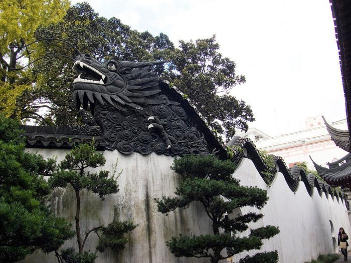 «Сад Радости Yuyuan. Юй Юань» (Yuyuan Shangchang) 82787