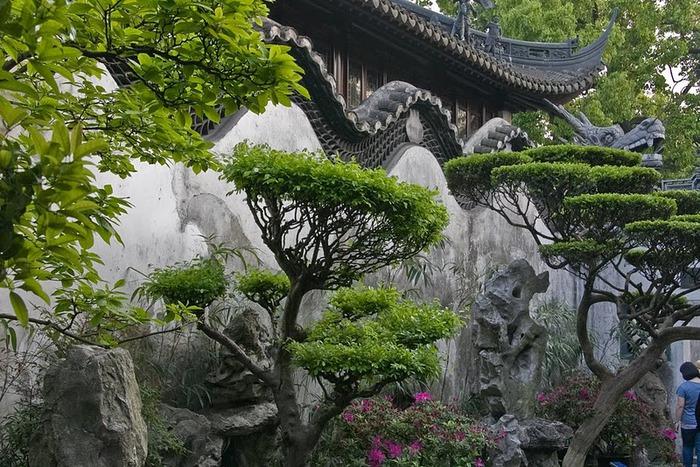 «Сад Радости Yuyuan. Юй Юань» (Yuyuan Shangchang) 72776