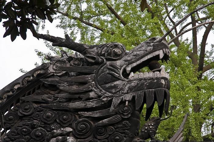 «Сад Радости Yuyuan. Юй Юань» (Yuyuan Shangchang) 66743