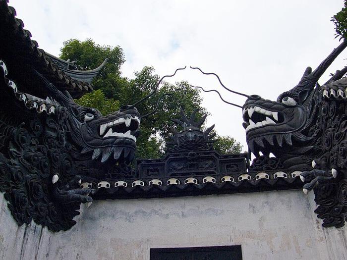 «Сад Радости Yuyuan. Юй Юань» (Yuyuan Shangchang) 92044
