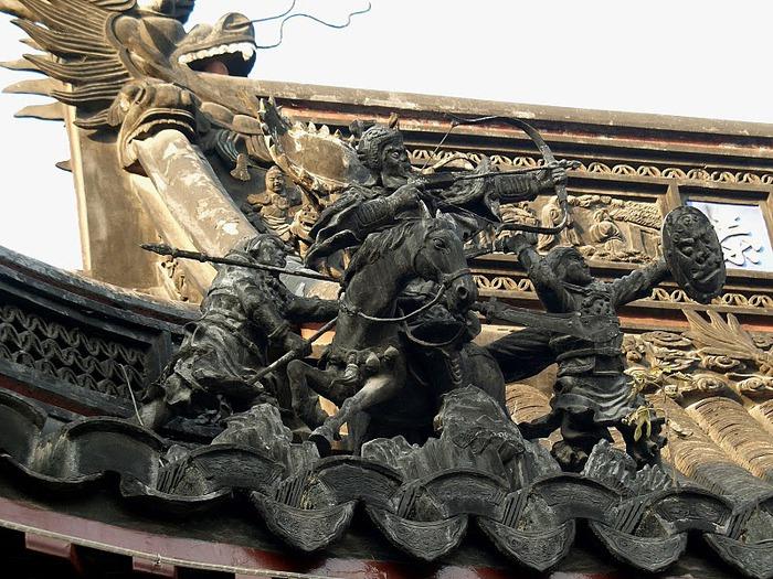 «Сад Радости Yuyuan. Юй Юань» (Yuyuan Shangchang) 94988