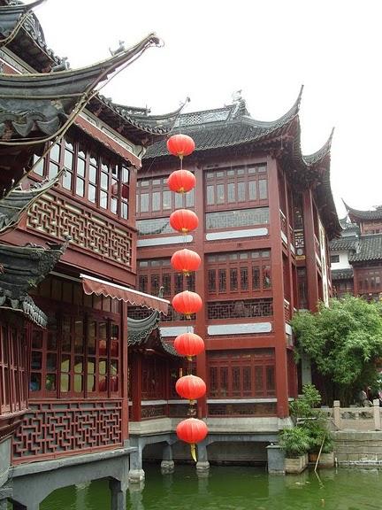 «Сад Радости Yuyuan. Юй Юань» (Yuyuan Shangchang) 47428