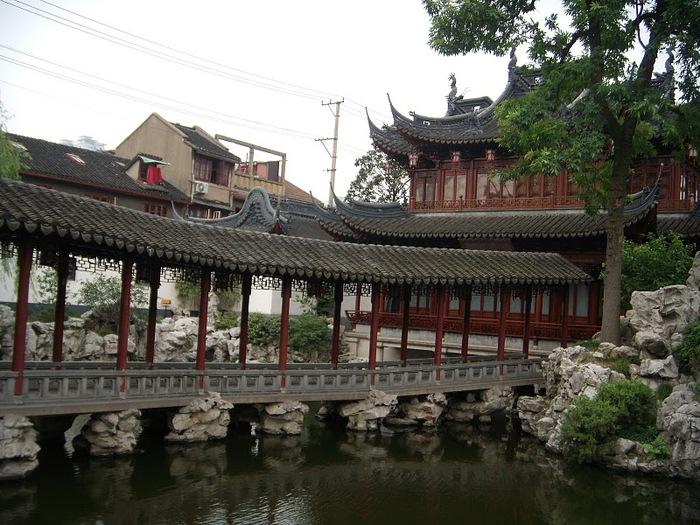 «Сад Радости Yuyuan. Юй Юань» (Yuyuan Shangchang) 23738