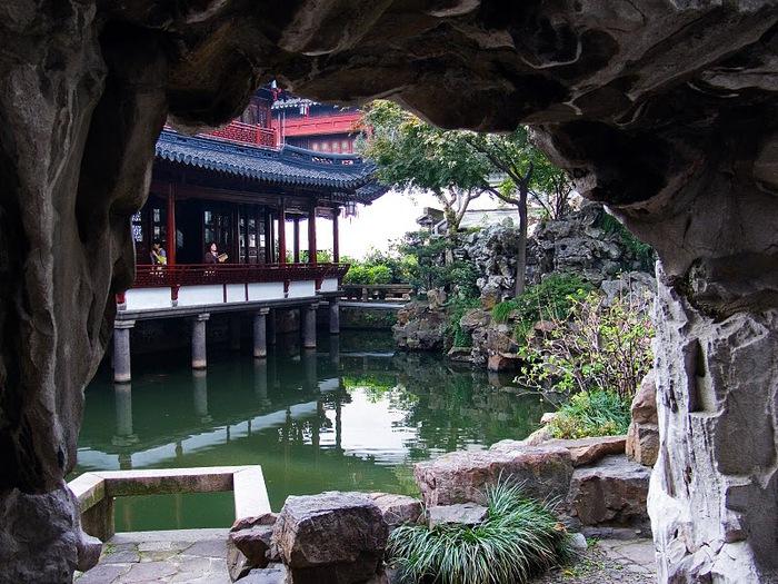 «Сад Радости Yuyuan. Юй Юань» (Yuyuan Shangchang) 16896
